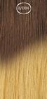 Eurosocap Ombre extensions, lengte: 50 cm. Kleur 8/DB4