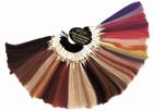 EuroSo.Cap human hair kleurenring, groot professioneel