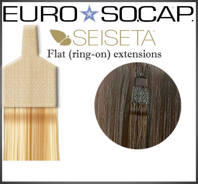 EUROSO.CAP (FLAT) RING-ON microring