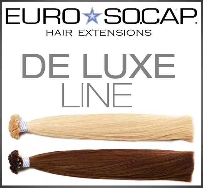 50 cm. De Luxe extensions