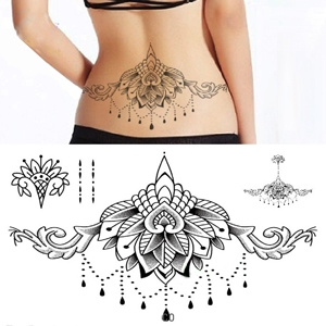 Diversen Flash Tattoos