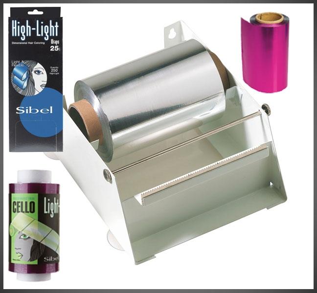 Alluminium Folie und Zubehör