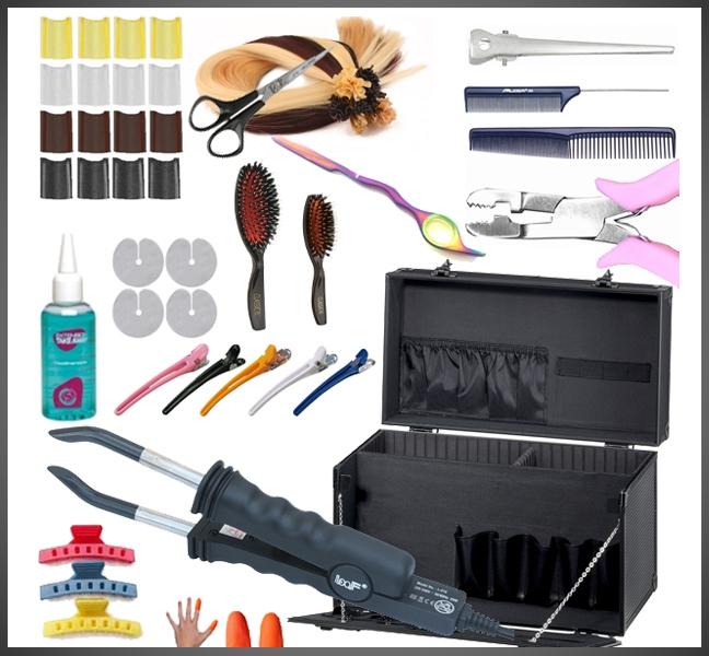 Hairextension Keratine Starter sets