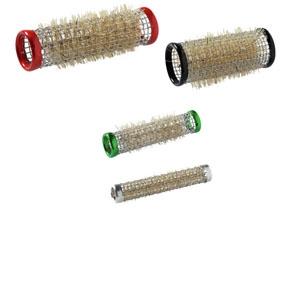 Metal curlers