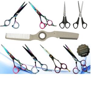 Scissors and razors