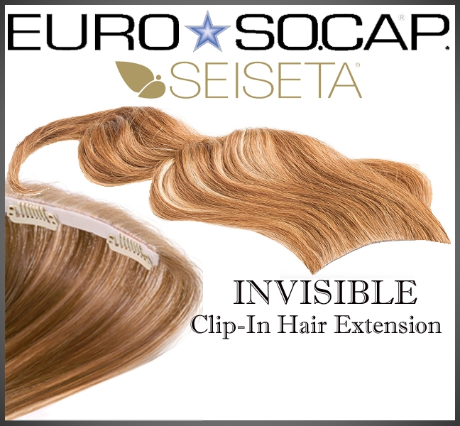 SEISETA UNSICHTBARE CLIP-ON
