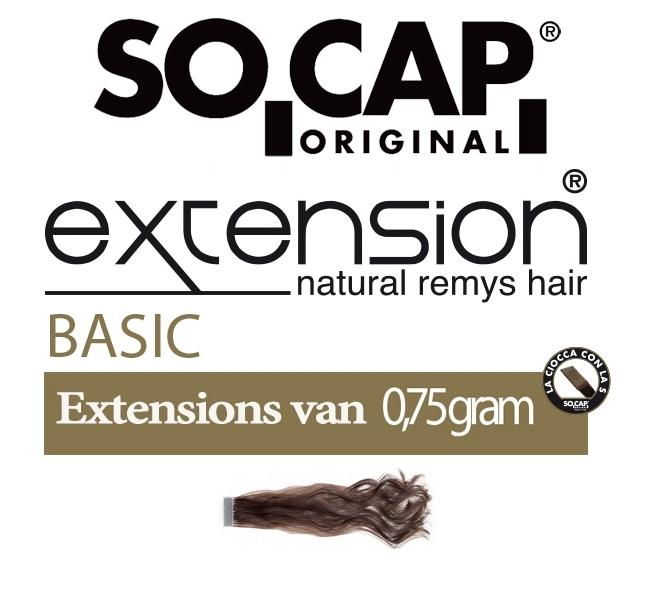 Socap 30/35 cm. natural weavy