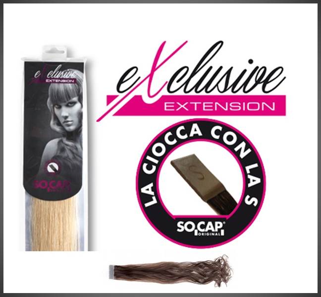 Socap 40/45 cm. Exclusive natural weavy