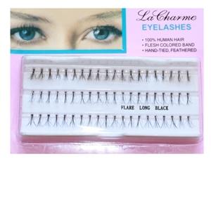 Eyelash extensions individual